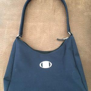 Navy blue Esprit shoulder bag